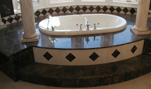 Custom Stone Bathtubs