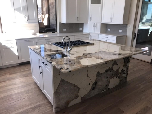 Custom Stone Countertops