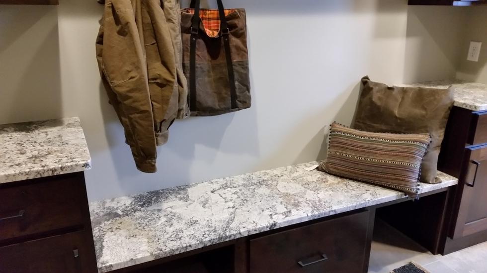 Mudroom Granite