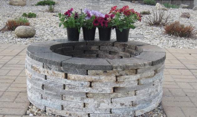 Stone Firepits