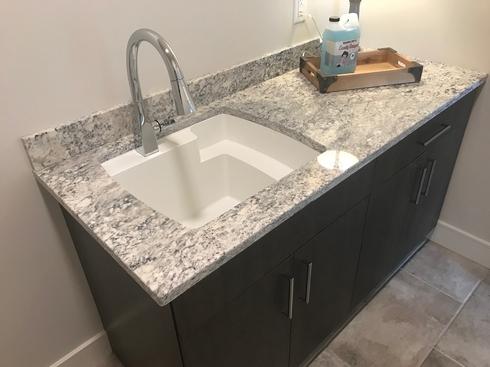 Manufactured Stone Vanity